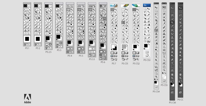 photoshop-25-anos-evolucao-barra-de-ferramentas