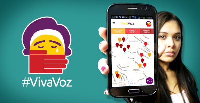 aplicativo-android-viva-voz-mulher