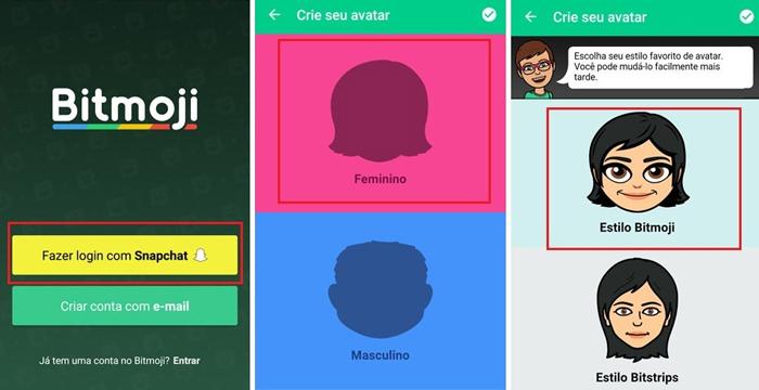 tutorial-snapchat-Bitmoji