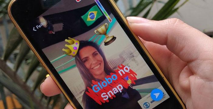 globo-no-snapchat